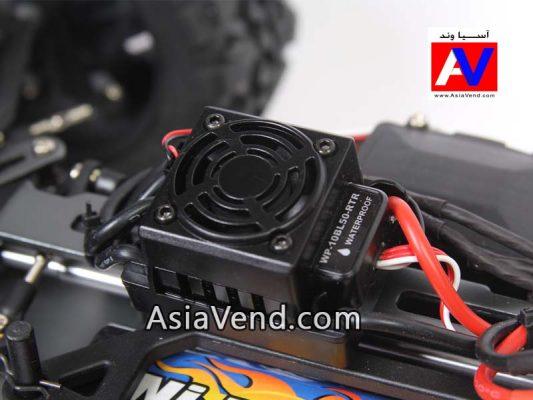 اسپید کنترل ماشین آرسی براشلس FS RACING ESC 533x400 اسپید کنترل ماشین آرسی براشلس FS RACING ESC