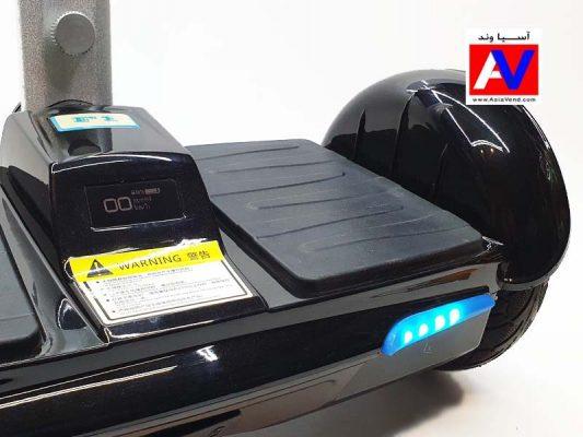 اسکوتر برقی Smart Balance Wheel F1 533x400 اسکوتر برقی دسته دار F1