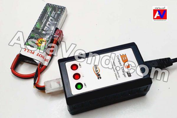 باتری و شارژر لیتیوم پلیمر اصلی 600x400 باتری و شارژر لیتیوم پلیمر اصلی