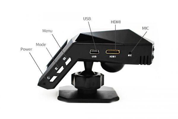 بخش های دوربین دی وی آر دش کمرا جلو ماشین جهت ضبط ویدیو 600x400 بخش های دوربین دی وی آر دش کمرا جلو ماشین جهت ضبط ویدیو