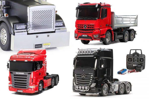 جذاب ترین کامیون کنترلی 600x400 زیباترین کامیون های کنترلی