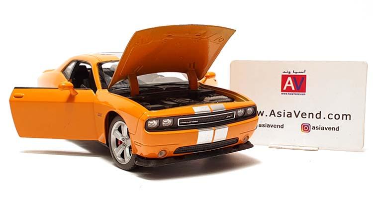 خرید ماکت ماشین آمریکایی ارزان Dodge Challenger SRT خرید ماکت ماشین آمریکایی ارزان Dodge Challenger SRT