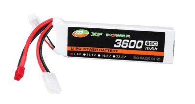 باتری لیتیومی ماشین کنترلی و پهپاد