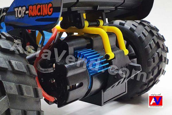 خنک کن موتور ماشین رادیو کنترلی آفرود دبلیو ال تویز باگی L959 600x400 ماشین کنترلی Wltoys L959