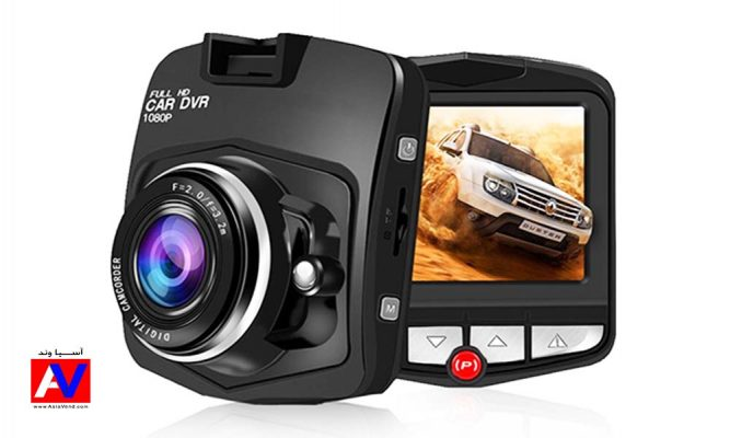دوربین جلو ماشین مدل GT350 Dash Camera 667x400 دوربین امنیتی  ثبت وقایع جلو خودرو GT350