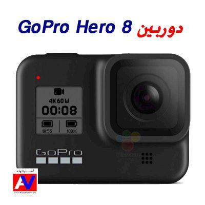 دوربین GoPro Hero 8 400x400 دوربین GoPro Hero 8