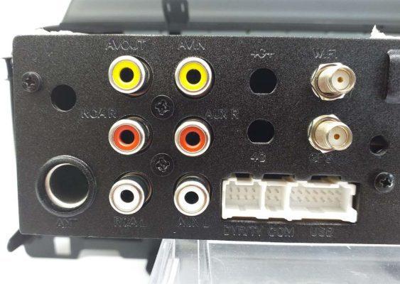 سوکت ها و فیش های پشت دستگاه مولتی مدیا اندروید KIA optima gt line 563x400 سوکت ها و فیش های پشت دستگاه مولتی مدیا اندروید KIA optima gt line
