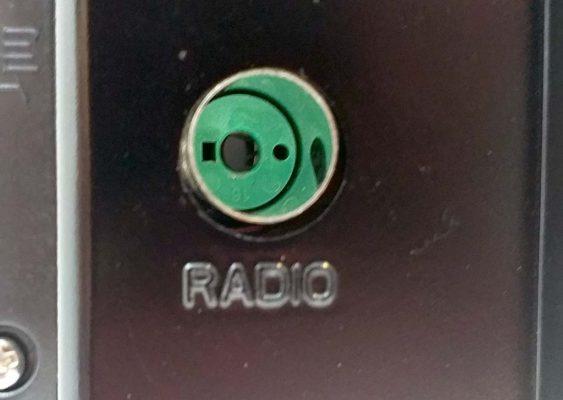 فیش آنتن رادیو مولتی مدیا اندروید جک S5 563x400 مانیتور جک اس 5