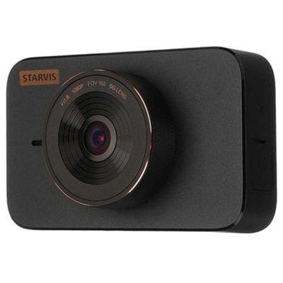 دوربین داشبوردی جلو ماشین مدل Starvis Mijia 1S رنگ مشکی