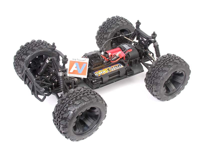 ماشین آرسی آفرود آسیاوند مدل اف اس الکتریک ماشین کنترلی آفرود حرفه ای FS Racing | نمایندگی خرید RC CAR
