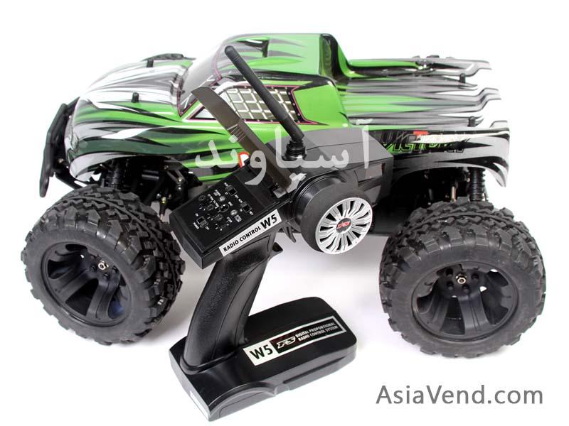 ماشین رادیو کنترلی حرفه ای شارژی FS RACING ماشین کنترلی آفرود حرفه ای FS Racing | نمایندگی خرید RC CAR