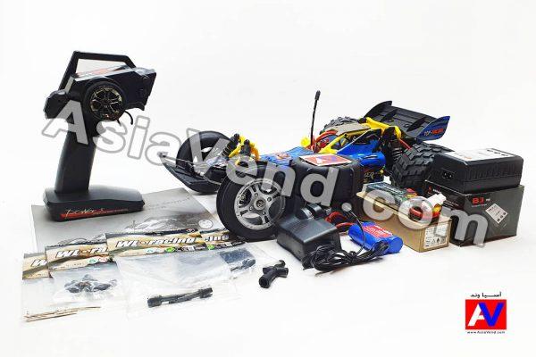 ماشین کنترلی آفرود L959 سری تجهیز شده 600x400 ماشین کنترلی Wltoys L959