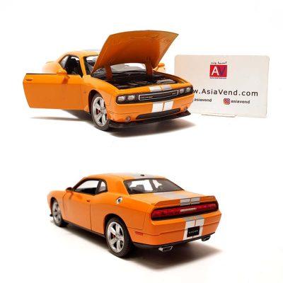 ماکت ماشین آمریکایی Dodge Challenger SRT 400x400 ماکت ماشین آمریکایی Dodge Challenger SRT | مشخصات فنی و تصاویر
