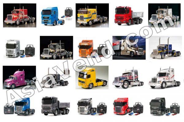 مدل های متنوع کامیون کنترلی تصاویر و مشخصات 600x400 زیباترین کامیون های کنترلی