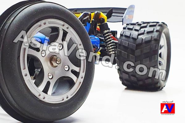 چرخ ماشین کنترلی آفرود باگی دبلیو ال تویز L959 600x400 ماشین کنترلی Wltoys L959