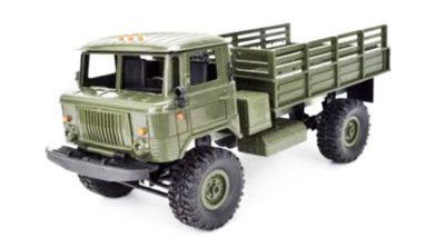 کامیون کنترلی اسباب بازی نظامی مدل M35 سبک آمریکایی