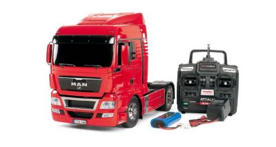 نمایندگی کامیون کنترلی Tamiya MAN TGX RC Truck