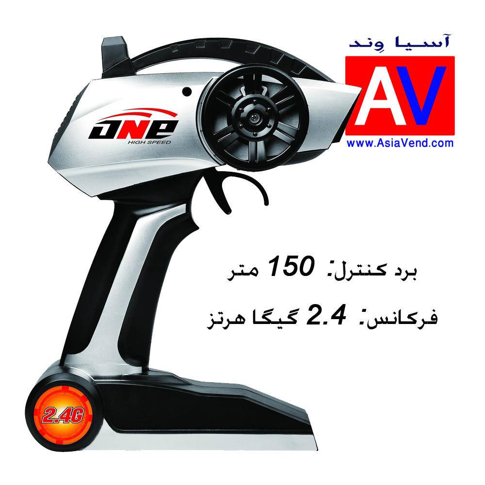 کنترل ماشین آرسی ماشین کنترلی الکتریکی B09 / ماشین آرسی آفرود حرفه ای