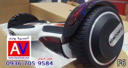 خرید اسکوتر برقی / اسکوتر هوشمند F6