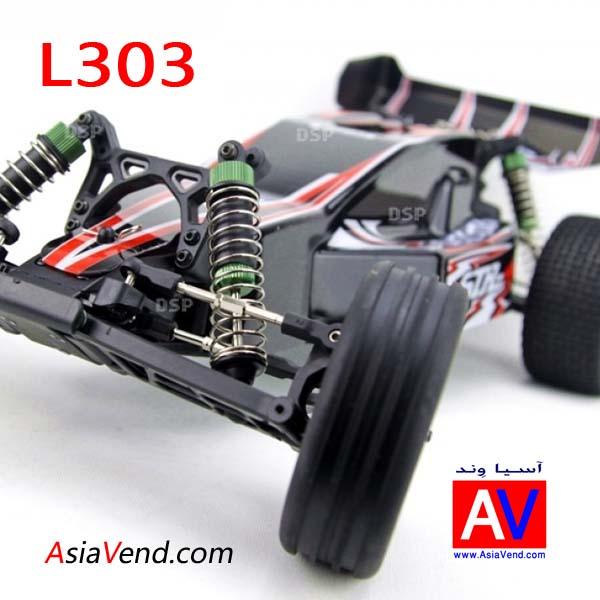 سریع ترین ماشین کنترلی اسباب بازی آفرود عکس ماشین رادیو کنترلی L303