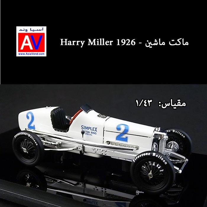 فروش ماکت ماشین خرید خرید ماکت فلزی ماشین  کلکسیونی قدیمی Harry Miller 1926
