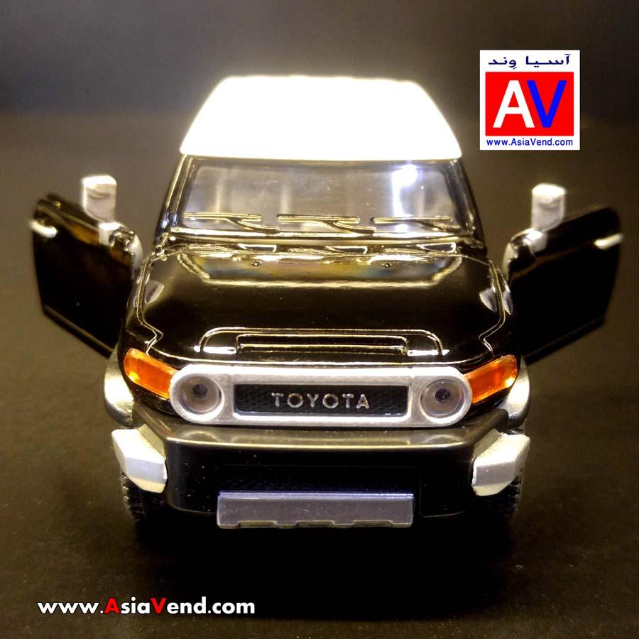 ماکت ماشین FJ CRuiser قیمت ماکت تویوتا Toyota FJ Model Car