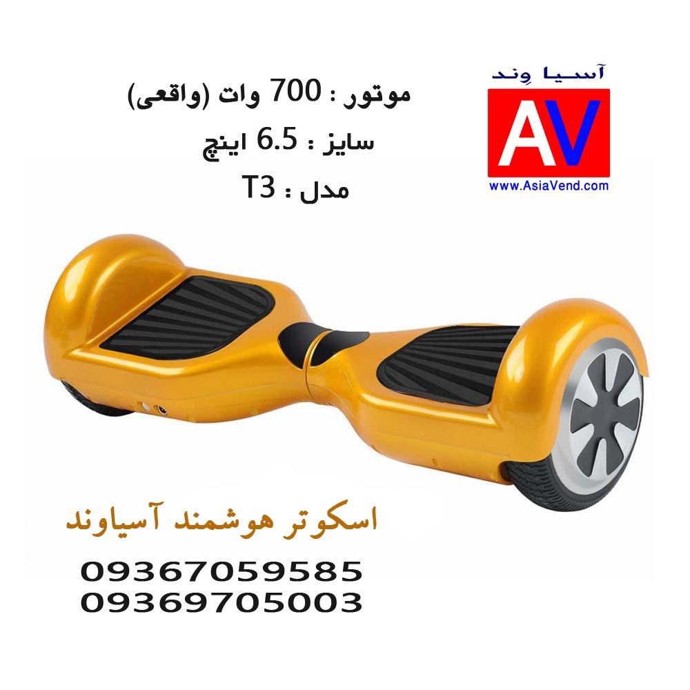 نمایندگی اسکوتر اسکوتر برقی Smart Scooter T3