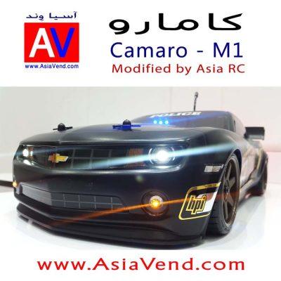 ماشین رادیو کنترلی ارتقاء یافته Camaro 2010 400x400 ماشین رادیو کنترلی ارتقاء یافته Camaro 2010