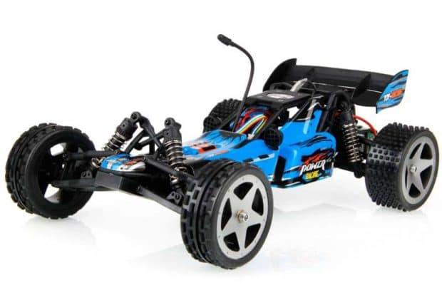 ماشین کنترلی Wltoys L959 620x400 ماشین آرسی / ماشین کنترلی باگی L959 آفرود سرعت 45 کیلومتر بر ساعت
