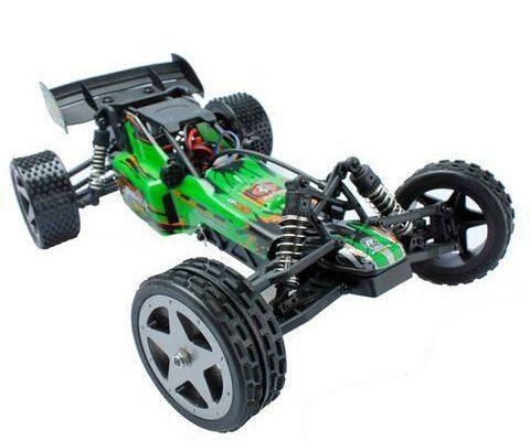 ماشین کنترلی Wltoys L959 RC CAR Toy 2 480x400 ماشین آرسی / ماشین کنترلی باگی L959 آفرود سرعت 45 کیلومتر بر ساعت