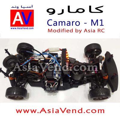 مشخصات فنی ماشین رادیو کنترلی ارتقاء یافته Camaro 2010 400x400 مشخصات فنی ماشین رادیو کنترلی ارتقاء یافته Camaro 2010