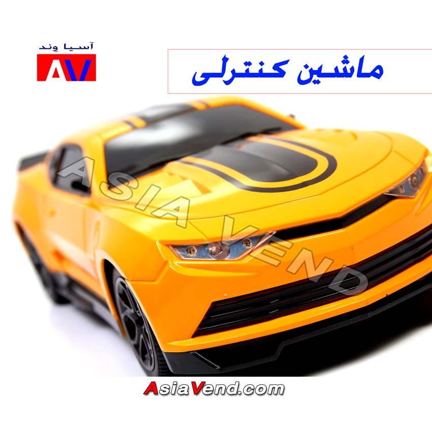 ماشین بازی 16 ماشین کنترلی اسباب بازی کامارو Camaro RC CAR Toy