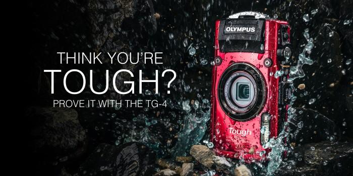 دوربین دیجیتال المپوس Olympus TG 4 دوربین کامپکت المپوس TG 4