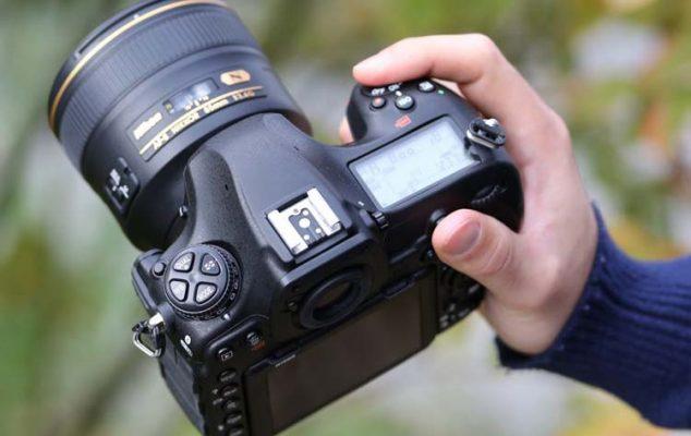 طرح ظاهری و ابعاد دوربین دیجیتال Nikon D850