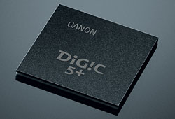 Digic 5 دوربین کانن  Canon EOS 5D Mark III