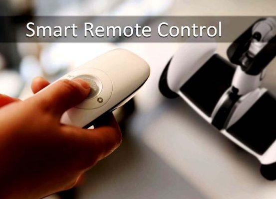 ریموت کنترل سگ وی مینی پلاس SEGWAY miniPlus 553x400 اسکوتر برقی دسته دار مدل Segway Mini Plus