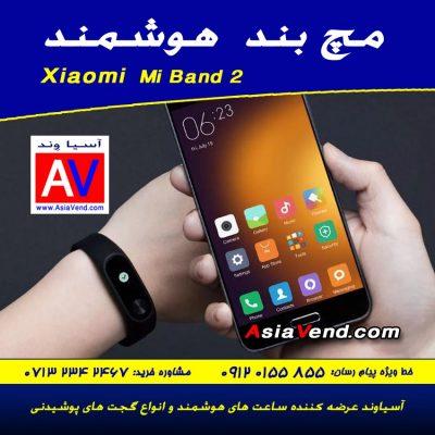 مچ بند هوشمند شیائومی Mi Band 2 5 400x400 مچ بند هوشمند شیائومی Xiaomi Mi Band 2 Wristband