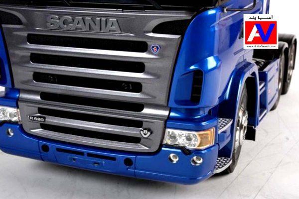 کامیون رادیو کنترلی اسکانیا تامیا 600x400 ماشین کنترلی اسکانیا R620 مقیاس 1/14