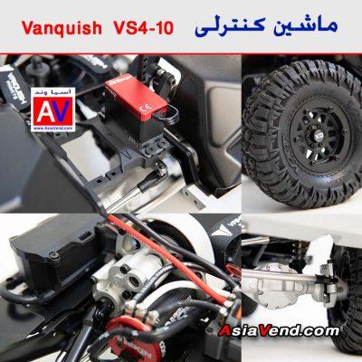 ماشین کنترلی آفرود مدل Vanquish VS4 10 6 400x400 ماشین کنترلی آفرود مدل Vanquish VS4 10