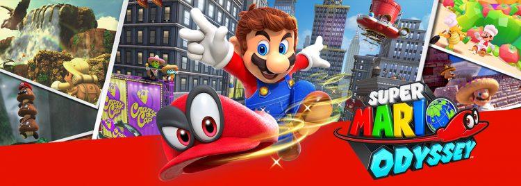 بازی نینتندو سوپر ماریو Super Mario 750x268 کنسول بازی نینتندو nintendo switch