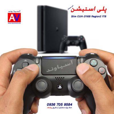 خرید پلی استیشن PS4 Slim 2116B 9 400x400 خرید کنسول بازی پلی استیشن PS4 Slim 2116B
