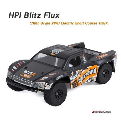 ماشین کنترلی آفرود HPI Blitz Flux 2 400x400 ماشین کنترلی آفرود HPI Blitz Flux