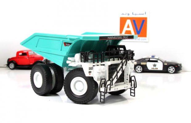 ماکت ماشین کامیون معدن 2 620x400 ماکت ماشین Diecast Dump Truck