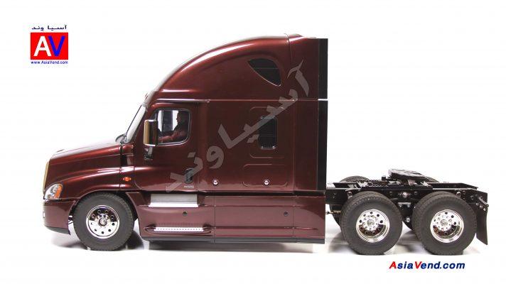 ماکت کامیون آمریکایی کاسکادیا 712x400 کامیون کنترلی مدل Tamiya Cascadia Evolution