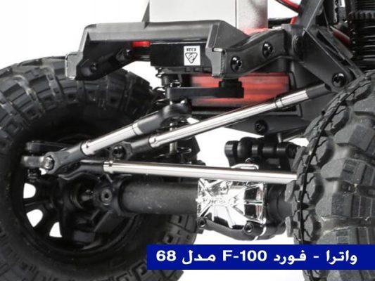 جلوبندی ماشین کنترلی آفرود 533x400 ماشین کنترلی آرسی آفرود Ford