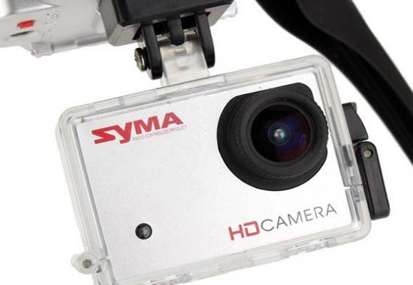 دوربین پهپاد کوادکوپتر