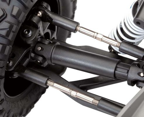 ماشین کنترلی آفرود راستلر 6 492x400 ماشین کنترلی Traxxas Rustler  | خرید ماشین آرسی آفرود