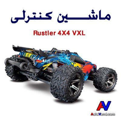 ماشین کنترلی Traxxas Rustler 400x400 ماشین کنترلی Traxxas Rustler  | خرید ماشین آرسی آفرود