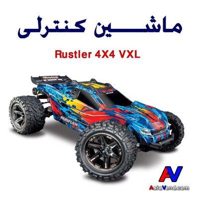 ماشین کنترلی Traxxas Rustler RC Car 400x400 ماشین کنترلی Traxxas Rustler  | خرید ماشین آرسی آفرود
