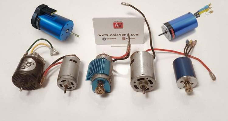 موتور الکتریکی ماشین کنترلی RC CAR EMOTOR